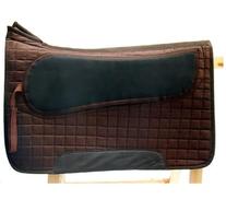 Specialpadd för bomlösa westernsadlar- Luxus