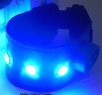 Benreflex LED- Blå- Full