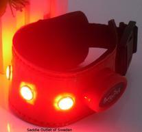 Benreflex LED- Röd- COB